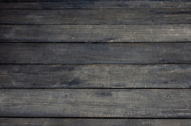Fundo preto madeira