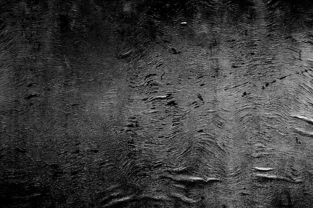 Fundo preto velho e sujo com textura