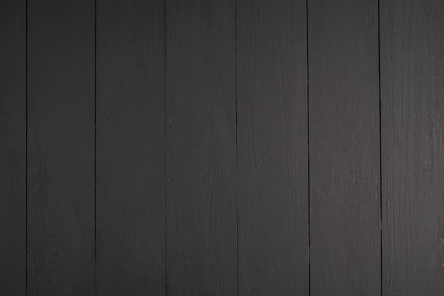 Fundo rico em madeira texturizada preta