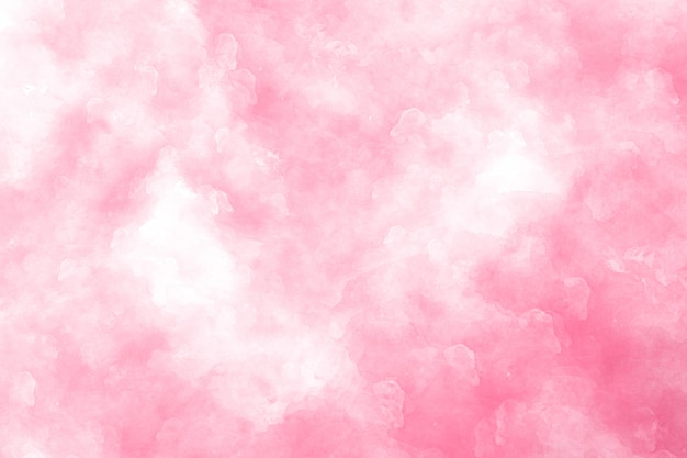 Fundo rosa aquarela abstrata