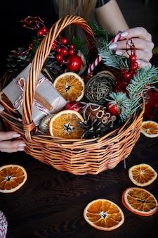 Fundo saco bolas cesta bugiganga linda baga aniversário arco caixa ramo
