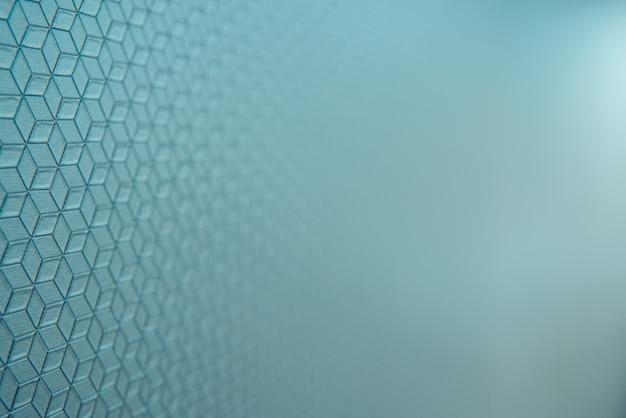 Fundo simples focado em primeiro plano com linhas e molduras em estilo tecnológico, com gradiente sem foco e tons de azul desbotados.