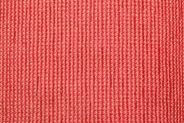 Fundo - tecido vermelho
