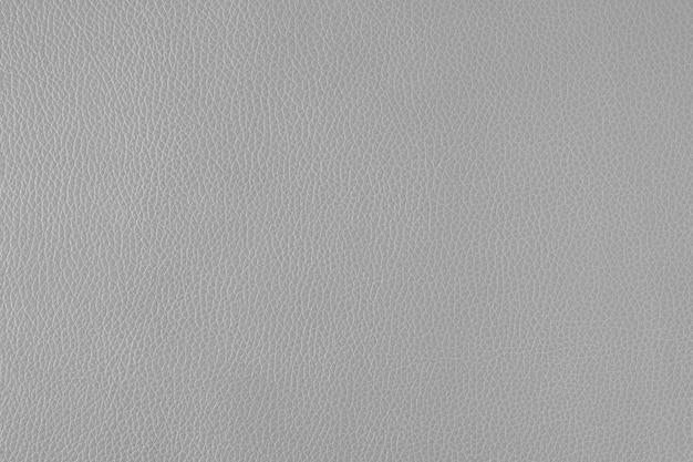 Fundo texturizado de couro fino cinza