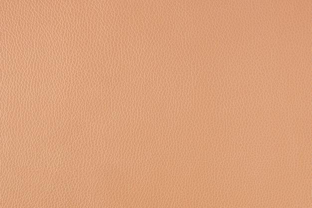 Fundo texturizado de couro fino de pêssego