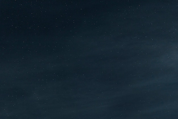 Fundo texturizado de estrelas à noite
