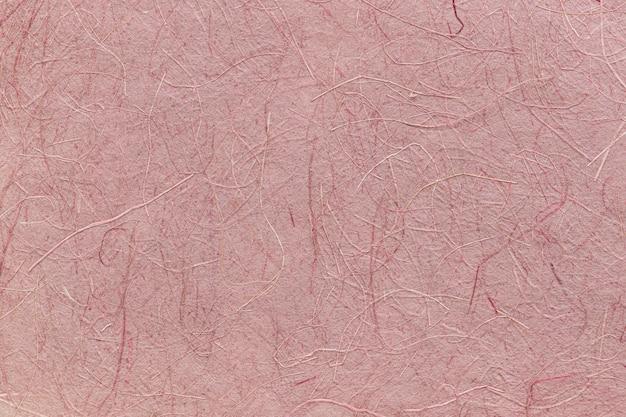 Fundo texturizado de papel amora rosa