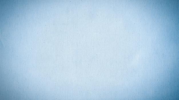 Fundo texturizado de tecido azul vinheta