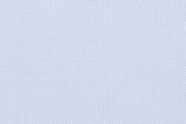 Fundo texturizado de tecido em relevo azul pastel