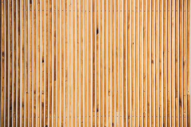 Fundo texturizado de varas de madeira