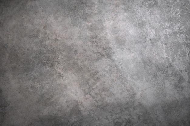 Fundo vazio abstrato para o espaço da cópia. parede cinza com textura de cimento e superfície granulada