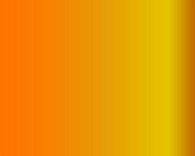 Fundo vazio com gradiente amarelo e laranja