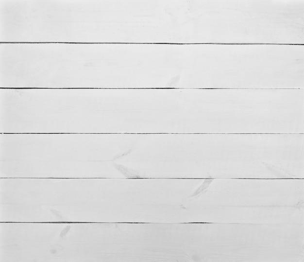 Fundo vazio de madeira mesa branca