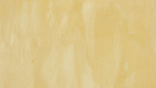 Fundo vazio monocromático pintado de bege
