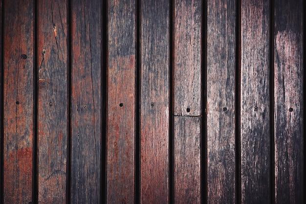 Fundo velho da madeira do teak. grunge de madeira texturizado.