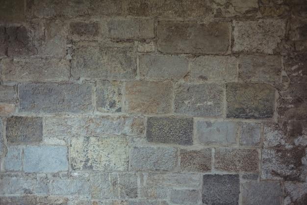 Fundo velho da parede de pedra