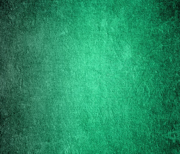 Fundo verde abstrato com textura de fundo grunge vintage papel verde