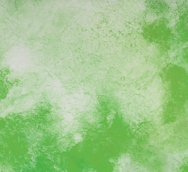 Fundo verde aquarela. por desenho