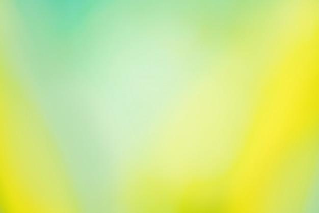Fundo verde bokeh. fundo verde abstrato desfocado.