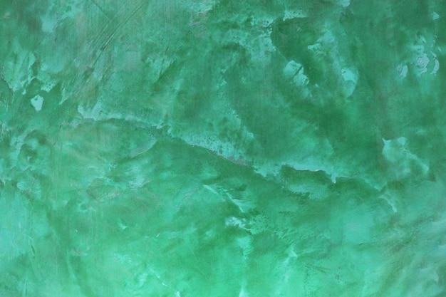 Fundo verde muro de concreto