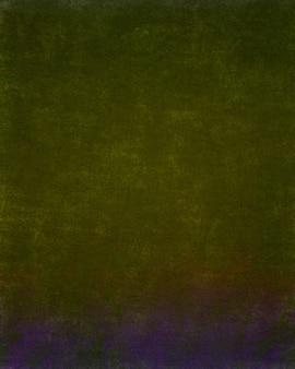 Fundo verde retrô com textura de papel velho