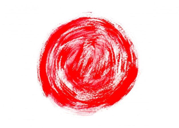Fundo vermelho abstrato.