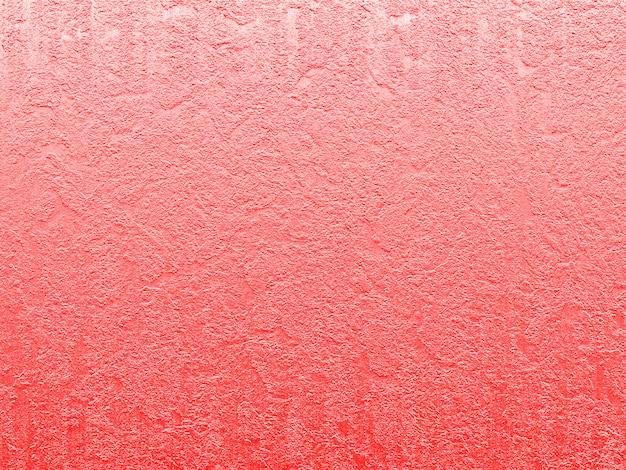 Fundo vermelho amassado velho