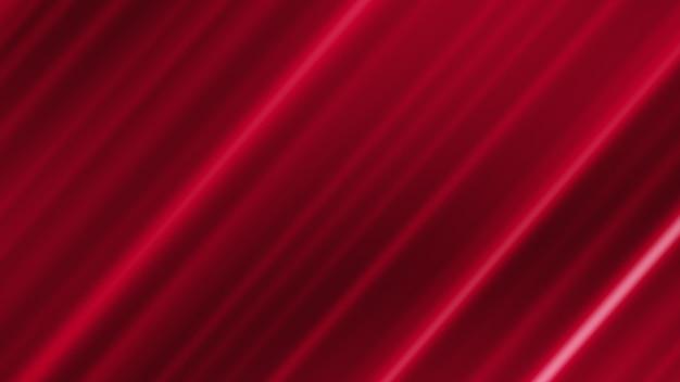 Fundo vermelho, textura moderna de superfície abstrata diagonal.