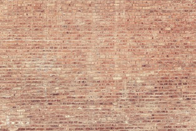 Fundo vermelho velho tijolo vermelho