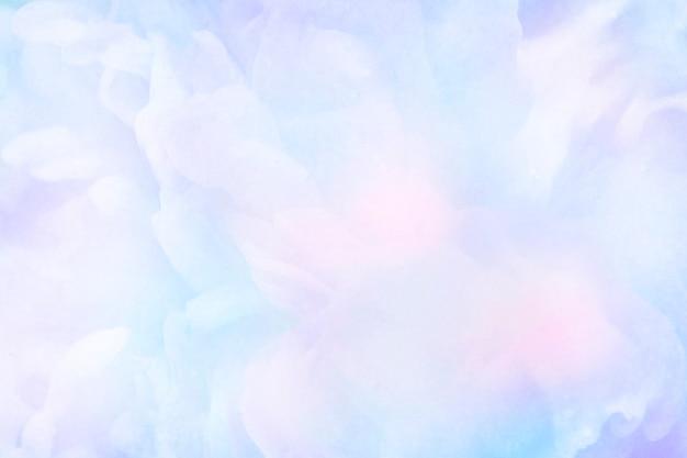 Fundo vibrante em aquarela roxa
