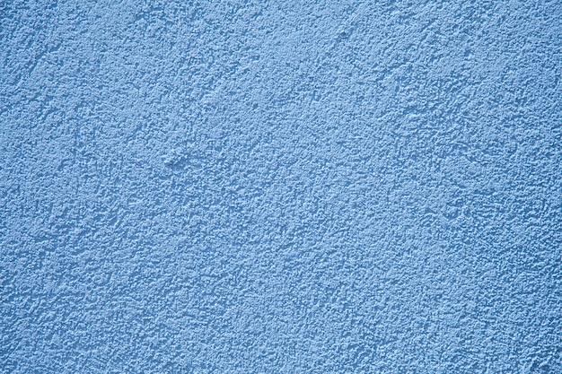 Fundos e texturas de cimento de parede azul