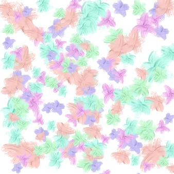 Fundos pastel abstratos da cor macia.