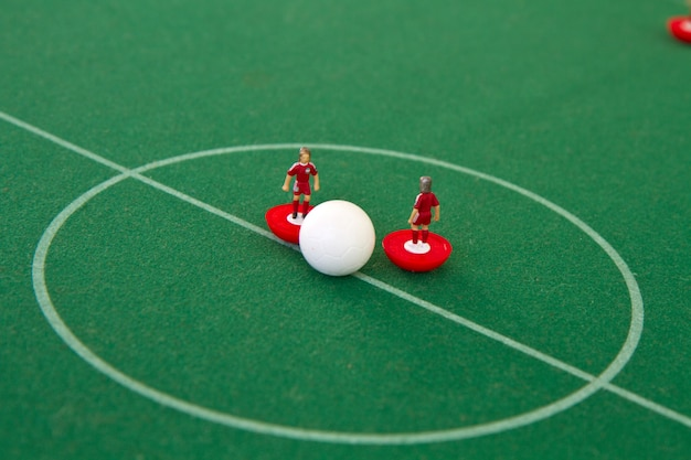 Futebol na caixa