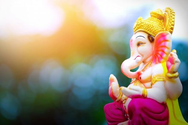 Ganesha ganesh festival do senhor