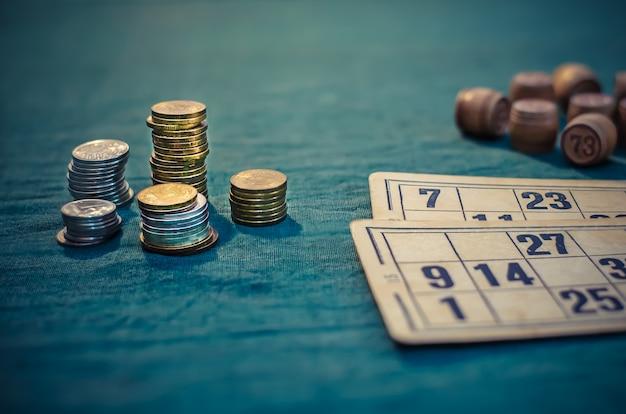 Ganhando na loteria