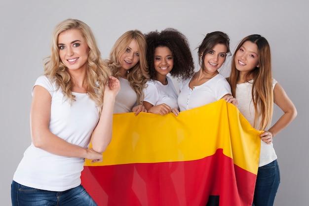 Garotas alemãs são as melhores