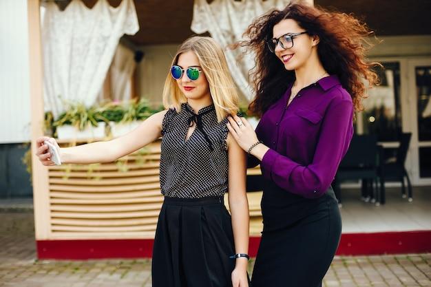 Garotas na moda