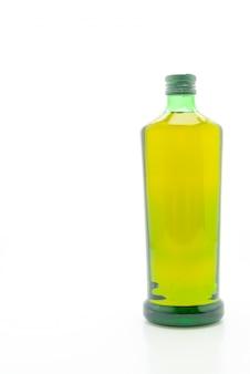 Garrafa de azeite em branco