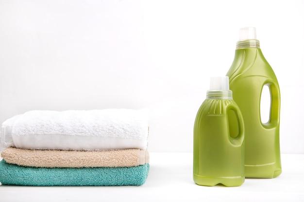 Gel para lavar roupas