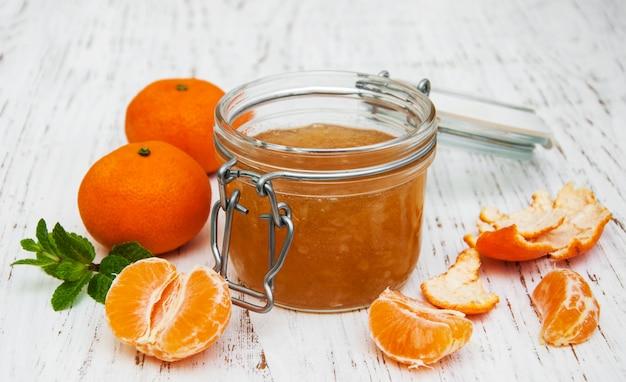 Geleia de mandarim