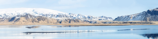 Geleira da islândia