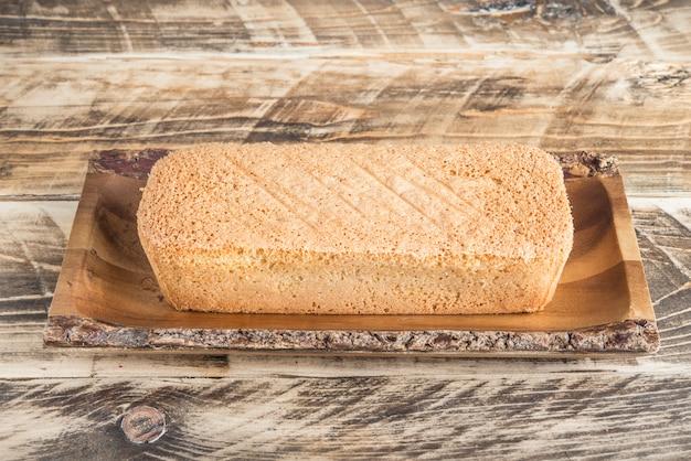 Genoises bolo típico itália e frança