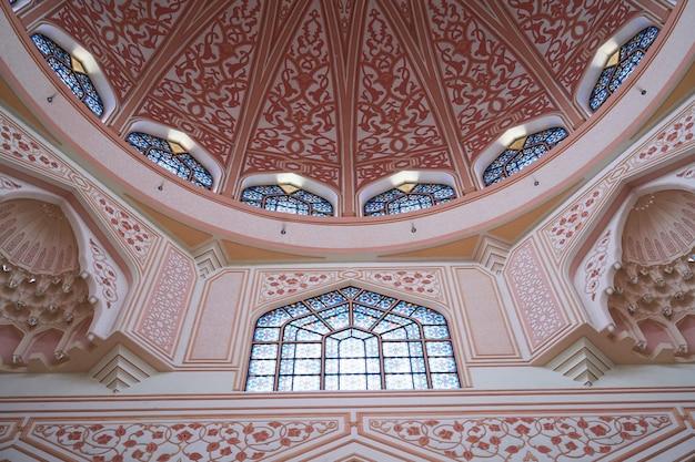 Geométrica detalhe religião muçulmana malásia