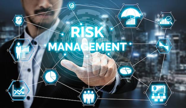 Gerenciamento de riscos e avaliação de negócios