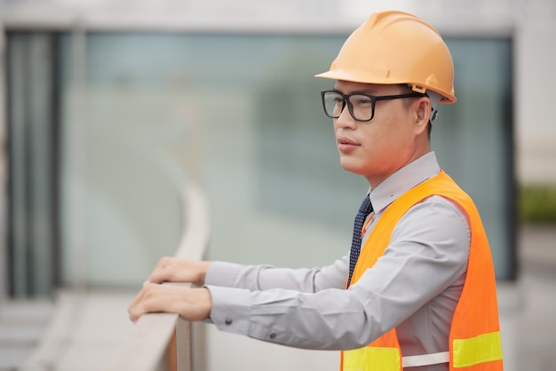 Gerente de construção