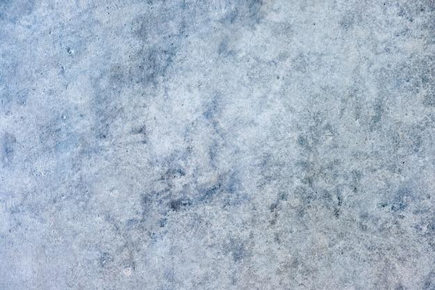 Gesso azul cimento grunge padrão de fundo