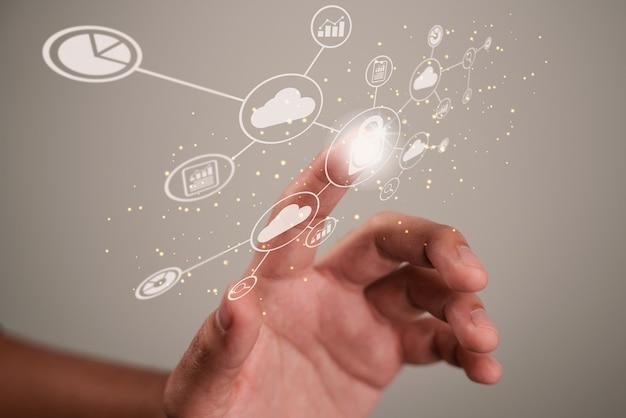 Gestão de mudança de transformação digital