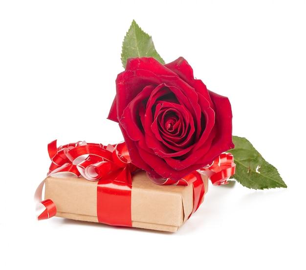 Giftbox e rose
