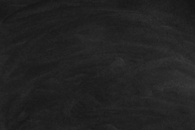 Giz apagado em um quadro negro