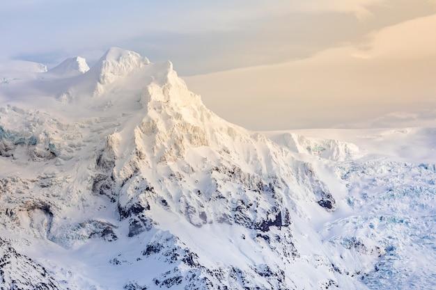 Glaciar skaftafell